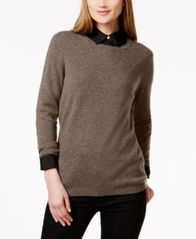 Image of Charter Club Cashmere Sweater, Created for Macy's