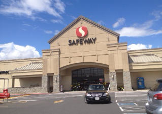 Safeway Store Front Picture at 2930 Ocean Beach Highway in Longview WA