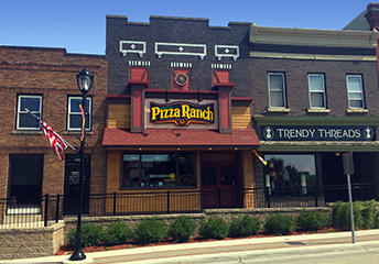 Astonishing Pizza Ranch In Iowa Falls Ia 706 Washington Ave Beutiful Home Inspiration Aditmahrainfo