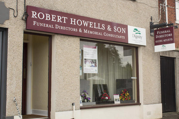 Robert Howells & Son Funeral Directors in Caldicot
