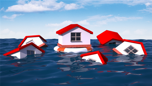 Walnut Creek, CA - stay afloat with flood insurance.
