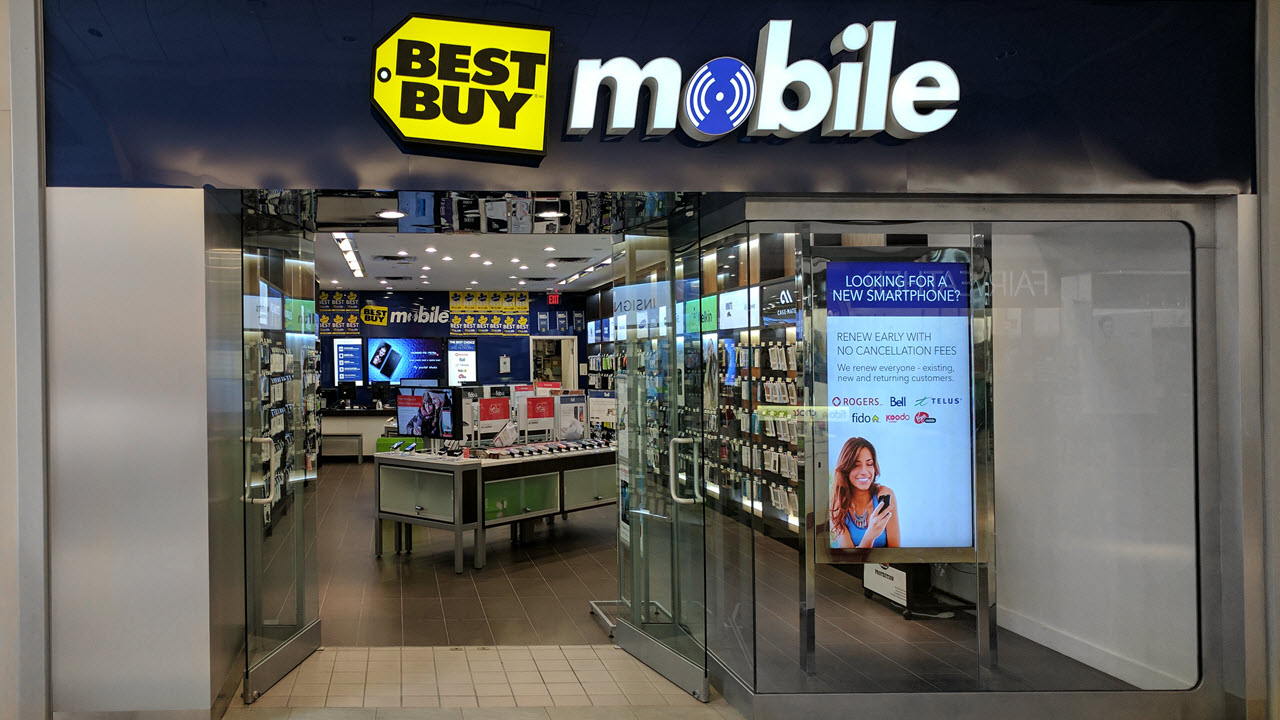 Best Buy Georgian Mall