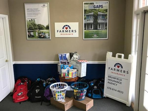 Donations to Local Schools