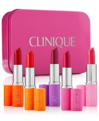 Image of Clinique 6-Pc. Pick Your Party Lipstick Set, Created for Macy's