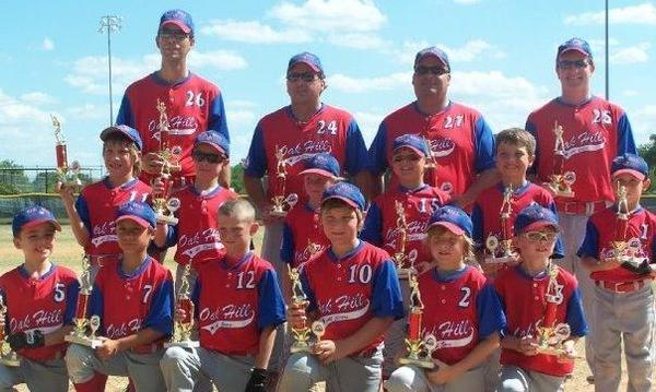 Oak Hill Red Dragons, All Stars 2009