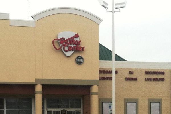 Lansing Guitar Center Store