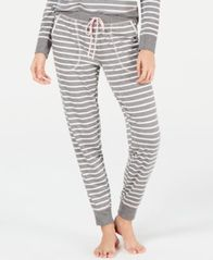 Image of Jenni by Jennifer Moore Knit Jogger Pajama Pants, Created for Macy's