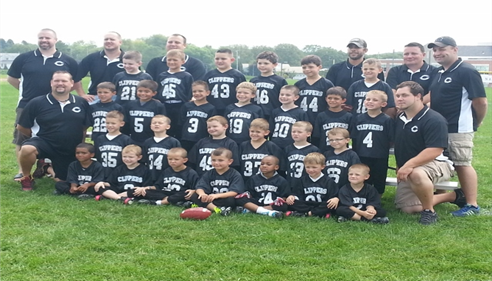 The 2013 Upper Nazareth Clippers