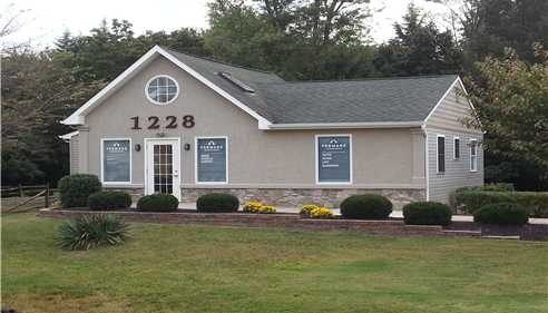 "The historic ""1228 Building"" located at 1228 Haddonfield Berlin Road, Voorhees."