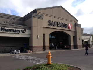 Safeway Store Front Picture at 5270 SW Philomath Blvd in Corvallis OR