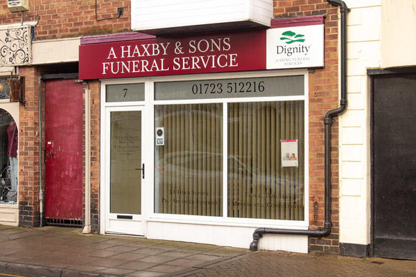 A Haxby & Sons Funeral Directors in Filey