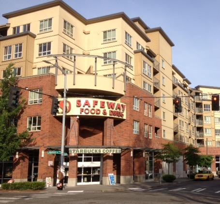 Safeway Store Front Picture at 2201 E Madison St in Seattle WA