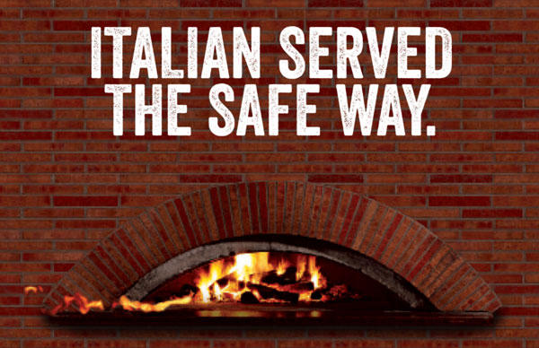 Italian Served the Safe Way