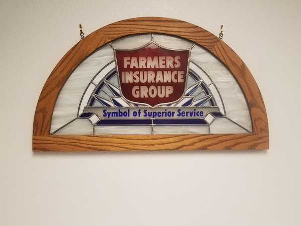 Farmers old school sign!