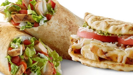 Wrap and Flatbread Image