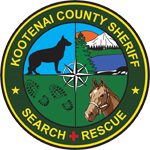 Proud member of the Kootenai County Sheriff Search + Rescue Team!