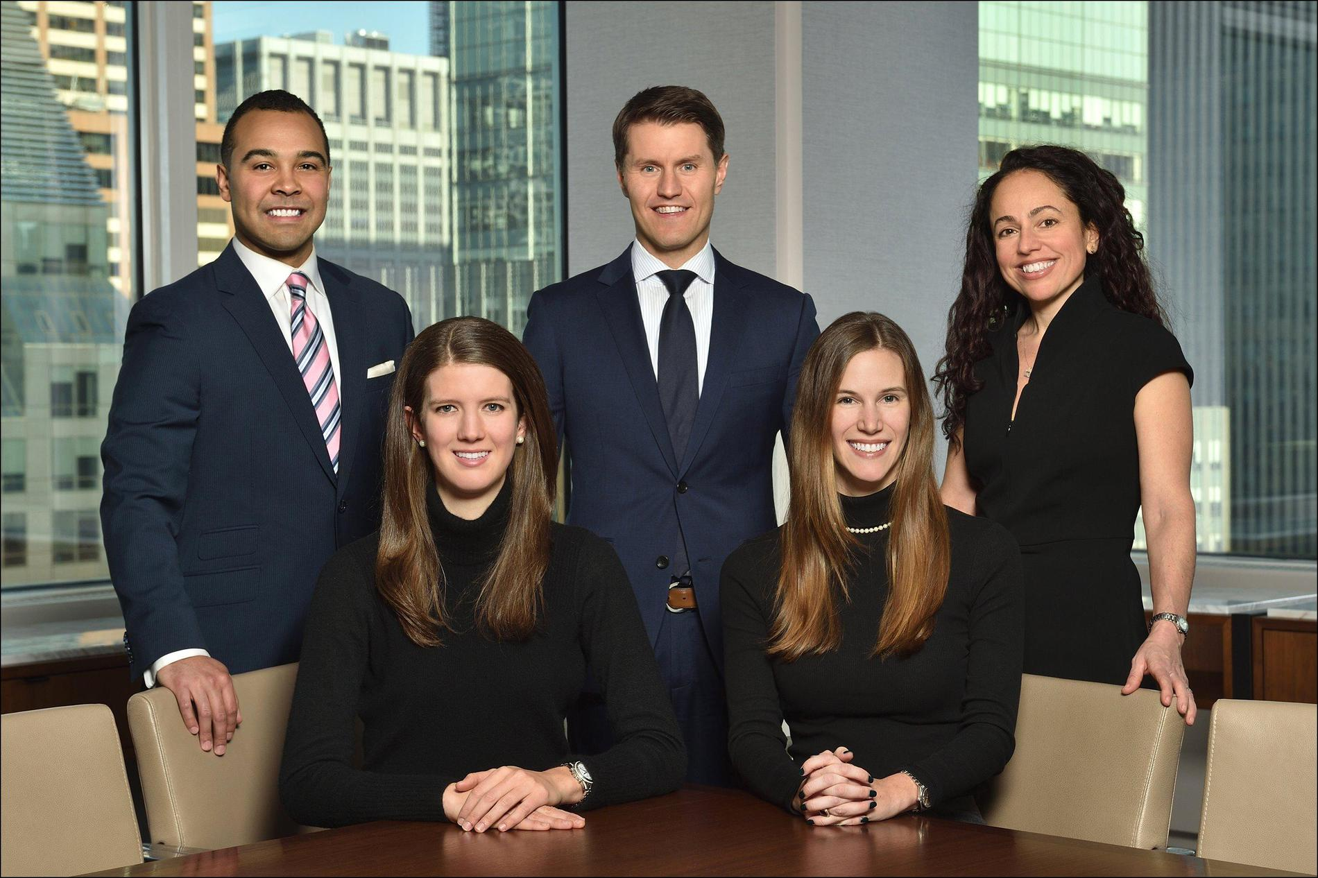 The CMF Group | New York, NY | Morgan Stanley Private Wealth