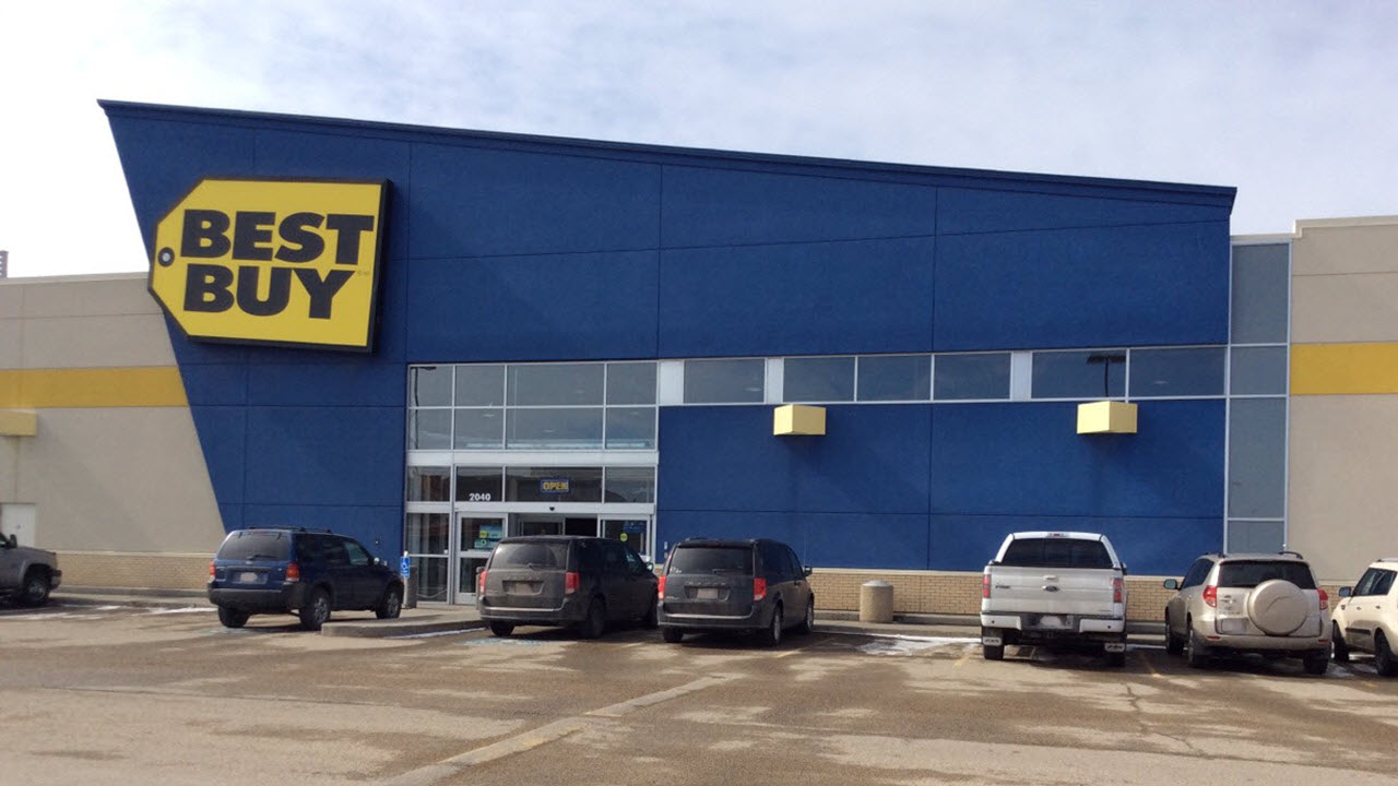 Best Buy SE Edmonton