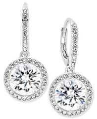 Image of Danori Crystal Drop Earrings, Created for Macy's