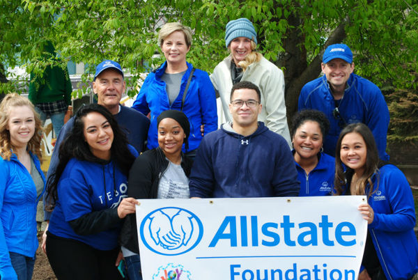 Kelly L. Snodgrass - Allstate Foundation Helping Hands Grant for Priceless Alaska