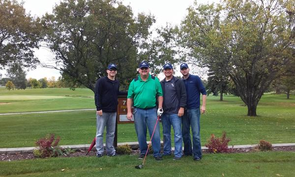 2016 Wayne Sande Memorial Golf Tournament