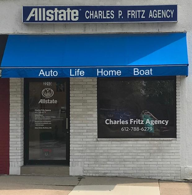 All State Quote: Car Insurance In Minneapolis, MN - Charles Fritz