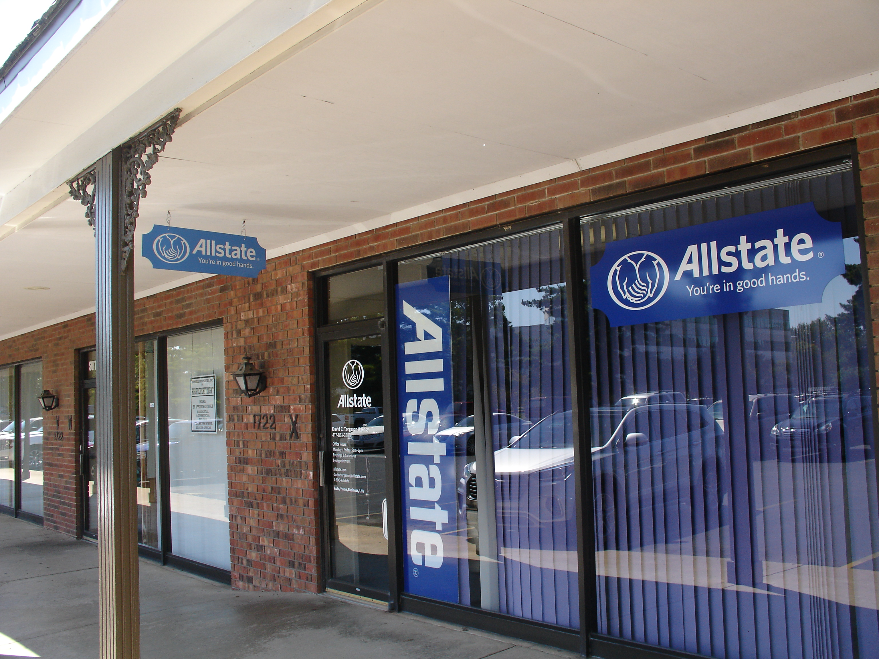 Life home car insurance quotes in springfield mo for Allstate motor club hotel discounts