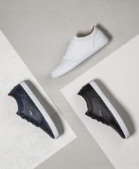 Image of Lacoste Bayliss Leather Sneakers