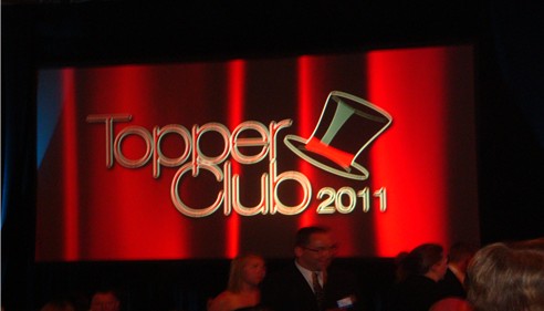 Toppers Club 2011 in Washington DC.