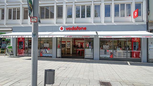 Vodafone Störung Augsburg