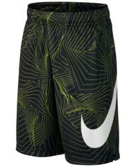 Image of Nike Printed Dry Training Shorts, Big Boys