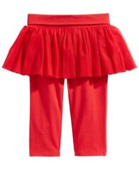 Image of First Impressions Baby Girls Tutu Leggings, Created for Macy's