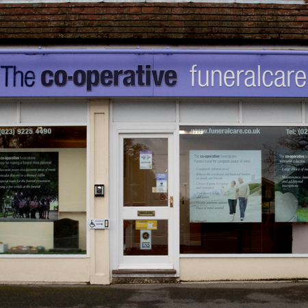 The Co-operative Funeralcare Waterlooville