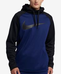 Image of Nike Men's Therma Colorblocked Training Hoodie