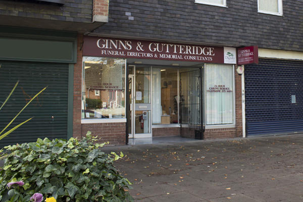Ginns & Gutteridge Funeral Directors in Evington