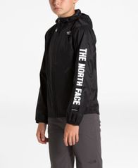 Image of The North Face Big Boys Youth Flurry Wind Hoodie