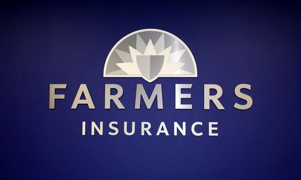 A Farmers Insurance Logo