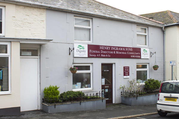 Henry Ingram & Sons Funeral Directors in Ventnor