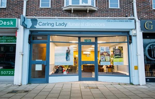 Caring Lady Funeral Director Goring by Sea