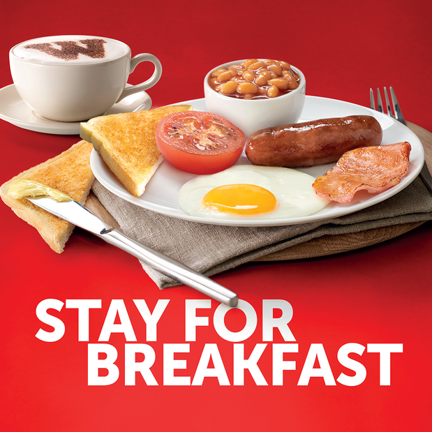 Image of Country Breakfast & Hot Drink Deal