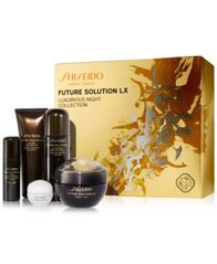 Image of Shiseido 5 pc. Luxurious Night Collection Set