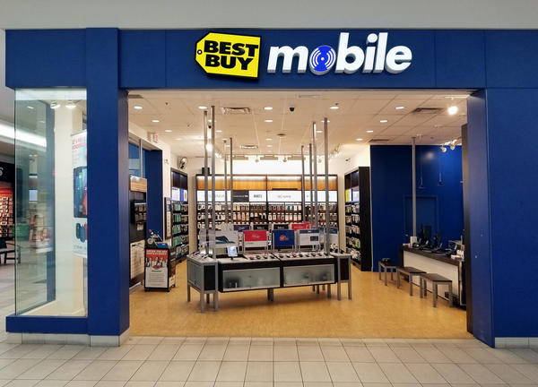 Best Buy Central City Mall