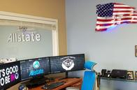 Allstate Agent Michael Woods' Office