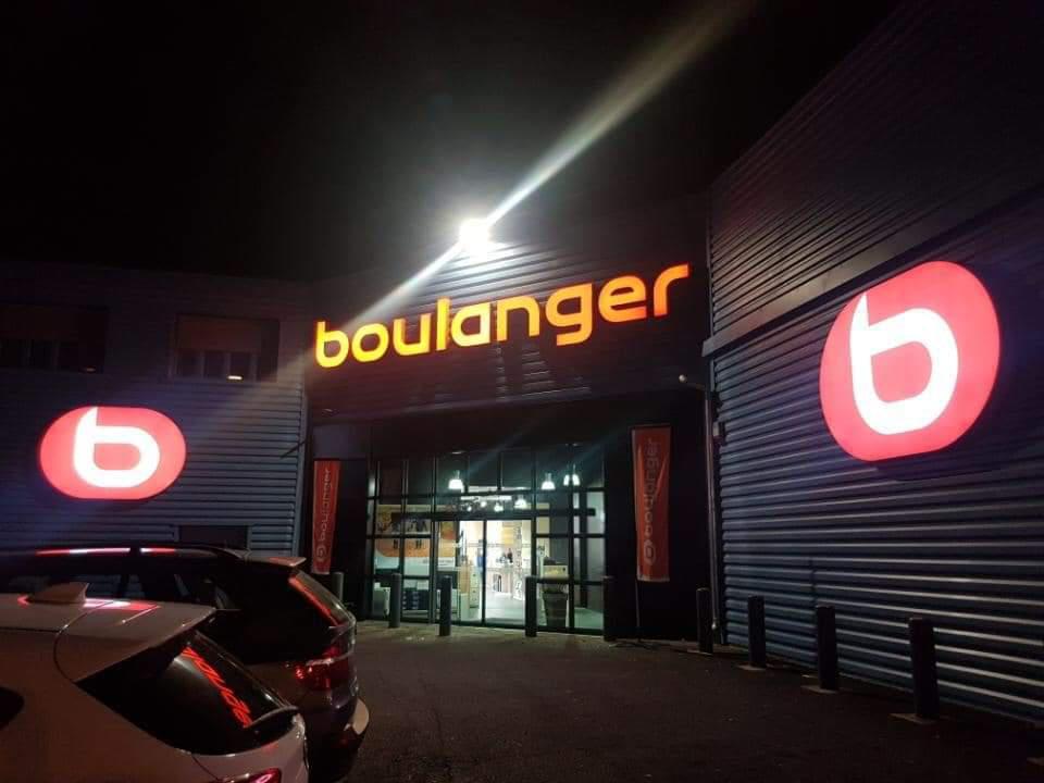 Boulanger Brives Charensac Télévision, vidéo, son (adresse