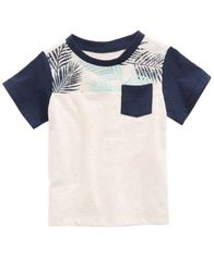 Image of First Impressions Graphic-Print T-Shirt, Baby Boys, Created for Macy's