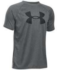 Image of Under Armour Boys' Big Logo Tee