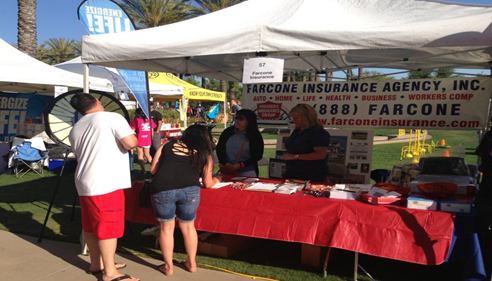 Ranchofest 2013! Jerry Farcone Insurance Rancho Santa Margarita