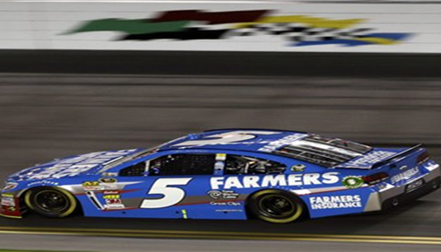 Farmers® 5 car at Daytona