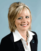 Jennifer Pope Burton, Insurance Agent