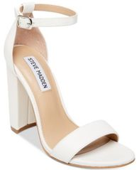 Image of Steve Madden Women's Carrson Ankle-Strap Dress Sandals